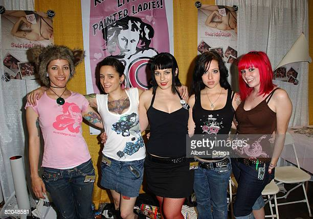 The Suicide Girls