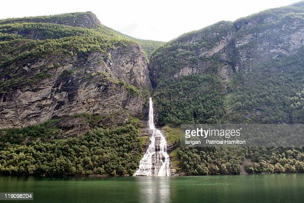 The Suitor Waterfall, Geiranger