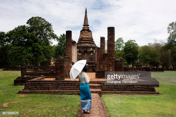 The Sukhothai Historical Park, Thailand