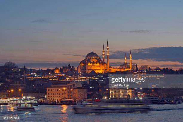 suleymaniye mosque is an ottoman imperial