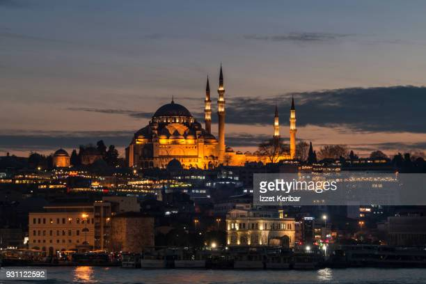 suleymaniye mosque is an ottoman imperial
