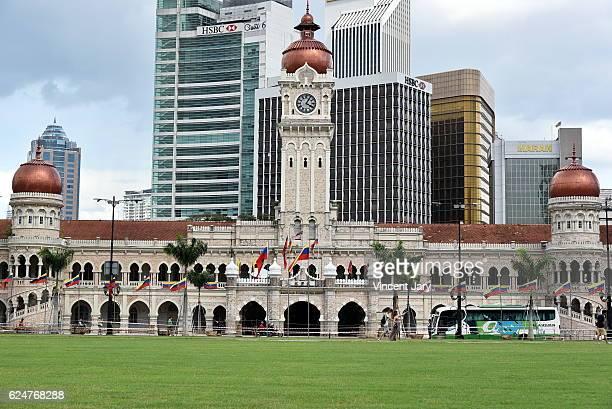 The Sultan Abdul Samad building Merdeka Square kuala lumpur Malaysia