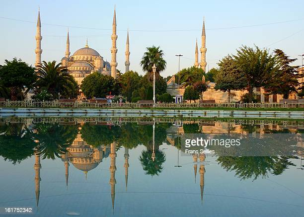 The Sultan Ahmed Mosque is a historical mosque in Istanbul. The mosque is popularly known as the Blue Mosque for the blue tiles adorning the walls of...