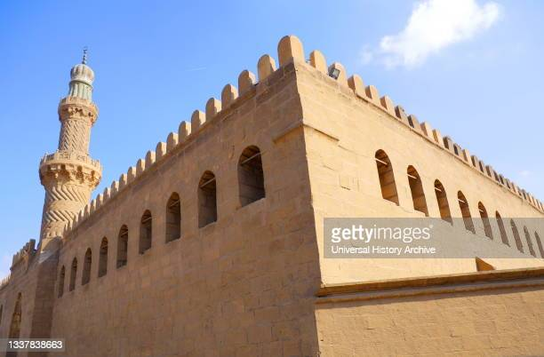 The Sultan al-Nasir Muhammad ibn Qala'un Mosque is an early 14th-century mosque at the Citadel in Cairo, Egypt. It was built by the Mamluk sultan...