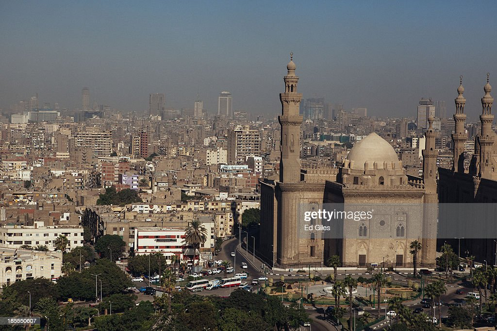 Tourism Down As Cairo Struggles After Months Of Violence : News Photo
