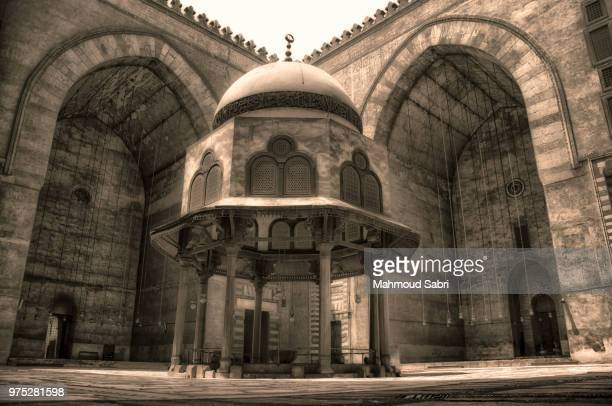 The Sultan Hassan Mosque and madrasa (School)