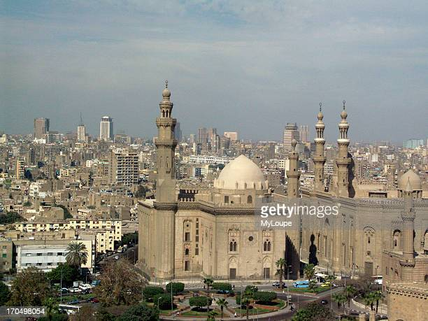 The Sultan Hassan Mosque Was Constructed For Sultan Hassan Bin Mohammad Bin Qalaoun In 1256 Ad As A Mosque And Religious School For All Sects It Has...
