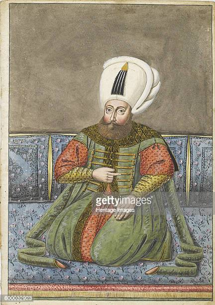 The Sultan Osman I Early 19th century Private Collection Artist Anonymous