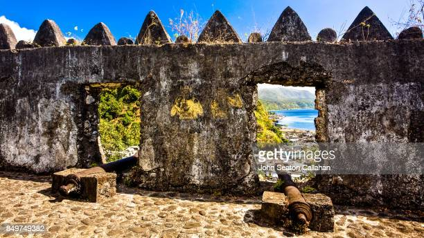 The Sultan's Fort on Anjouan Island