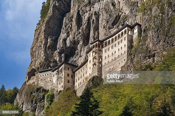 The Sumela Monastery,Trabzon,Turkey