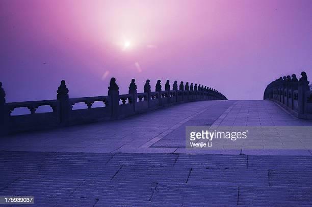 The Summer Palace - Seventeen-Arch Bridge