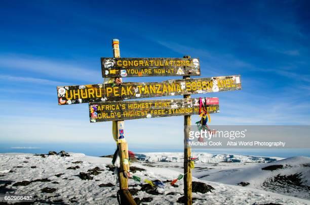 The Summit (5895m)