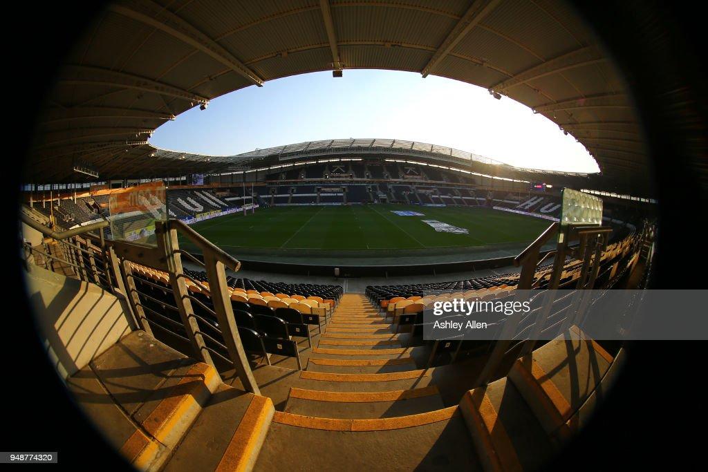 Hull FC v Leeds Rhinos - BetFred Super League
