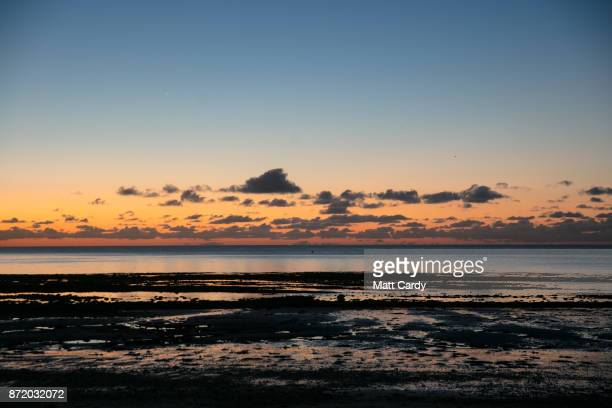 The sun rises over the sea on November 7 2017 in Douglas Isle of Man The Isle of Man is a lowtax British Crown Dependency with a population of just...