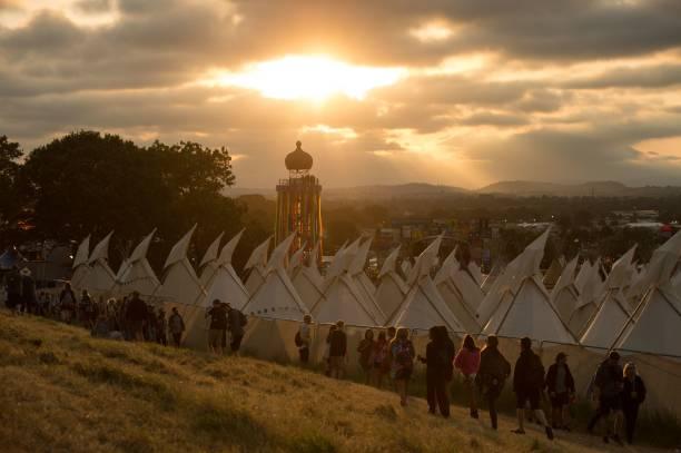 GBR: Glastonbury Festival 2019 - Day One