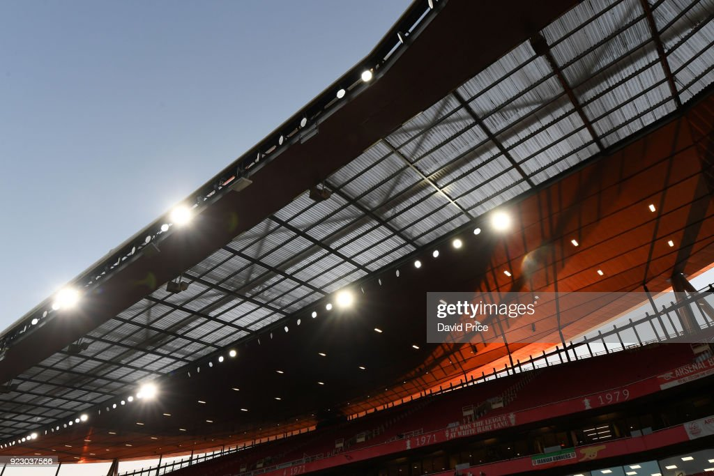 Arsenal v Ostersunds FK - UEFA Europa League