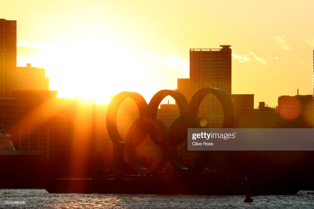 Tokyo 2020 Olympics Expected To Be Postponed Amid Ongoing Coronavirus Pandemic : News Photo