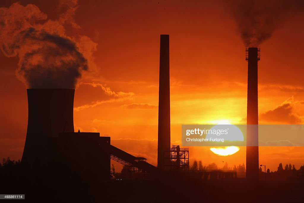 Tata Steel Prepares To Make Redundancies : News Photo