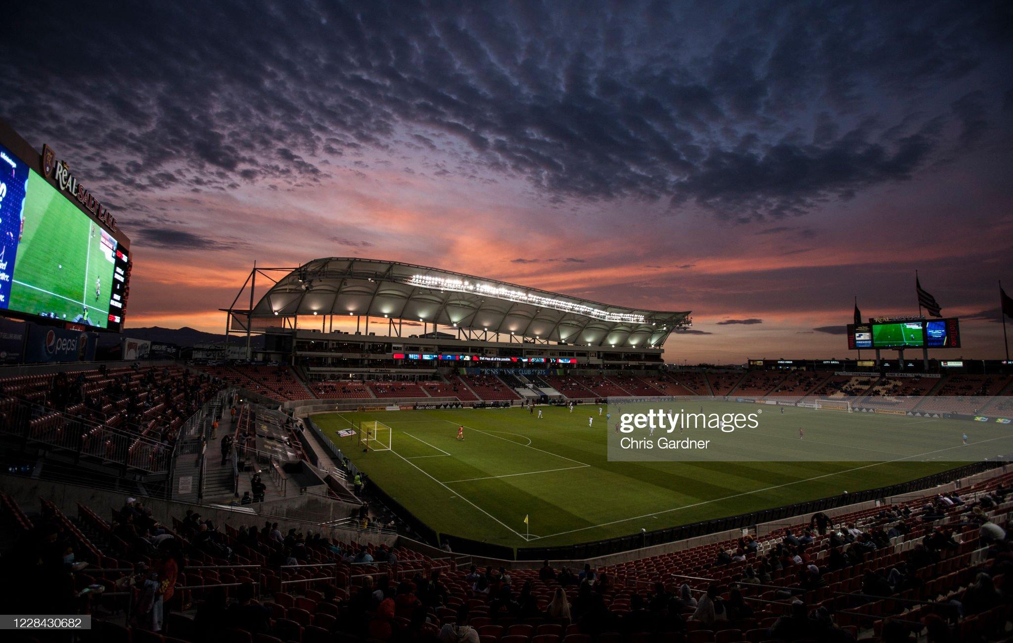 Los Angeles FC v Real Salt Lake : ニュース写真