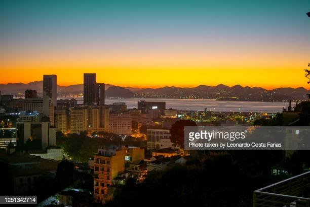 the sunrise at rio - leonardo costa farias - fotografias e filmes do acervo