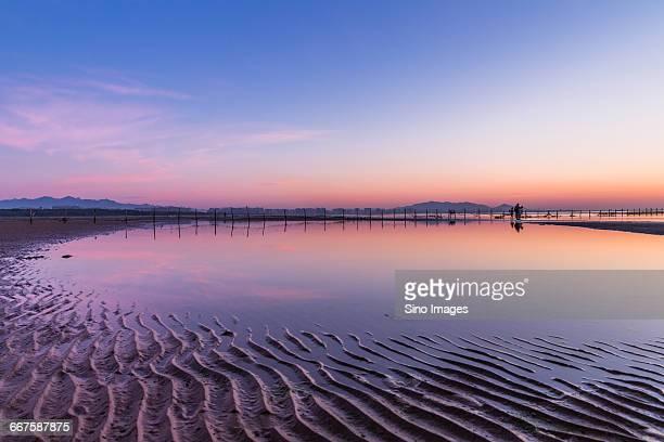 The Sunset of Beidaihe