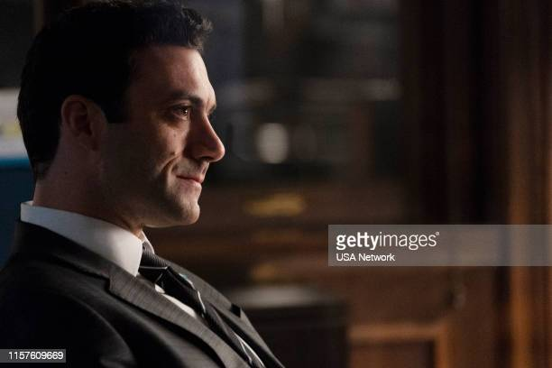 PEARSON The Superintendent Episode 102 Pictured Morgan Spector as Bobby Novak