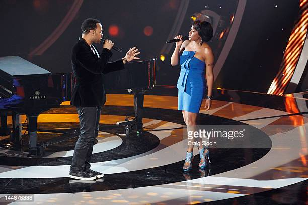 DUETS The Superstars Greatest Hits The music industry's biggest Superstars Kelly Clarkson John Legend Jennifer Nettles and Robin Thicke take to the...