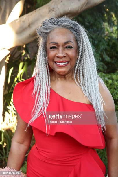 The Supremes member Mary Wilson attends the 29th Annual Heroes And Legends Awards at Beverly Hills Hotel on September 23 2018 in Beverly Hills...