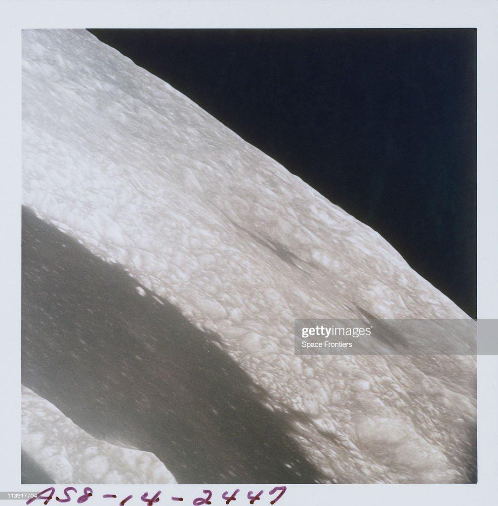 Far Side Of The Moon : Nachrichtenfoto