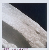 The surface of the far side of the moon photographed by the crew of picture id113917704?s=170x170