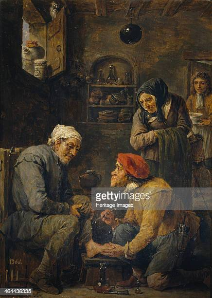 The Surgeon 16301640 Found in the collection of the Museo del Prado Madrid