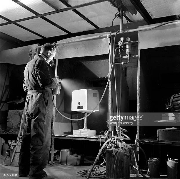 The Surrey based company of British Acoustic Films thrived during the 1950s boom in amateur cine producing a range of 16mm and 8mm cameras and...