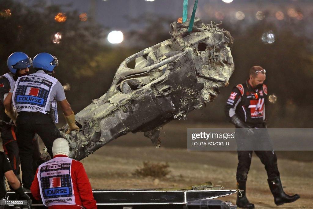 AUTO-PRIX-F1-BAHRAIN : ニュース写真