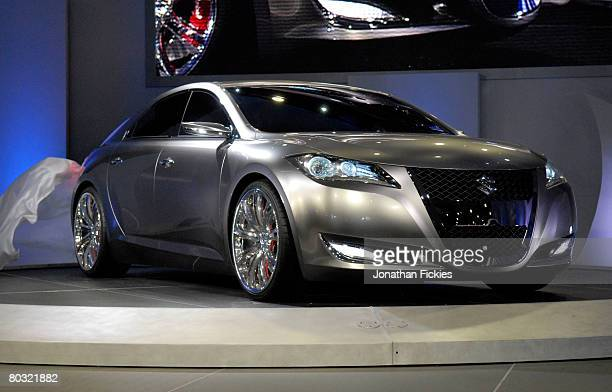 Suzuki Kizashi Pictures And Photos Getty Images