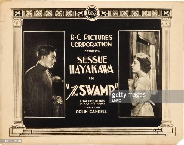 Sessue Hayakawa Bessie Love on titel card 1921