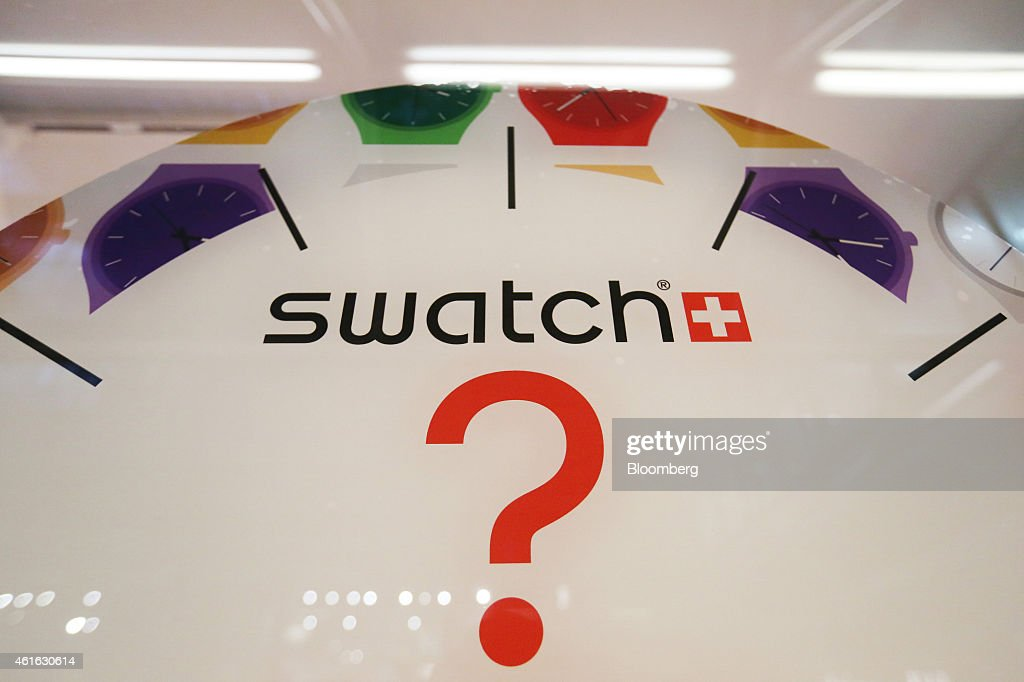 Fotos En Beelden Van A Swatch Group Ag Watch Store As Swiss