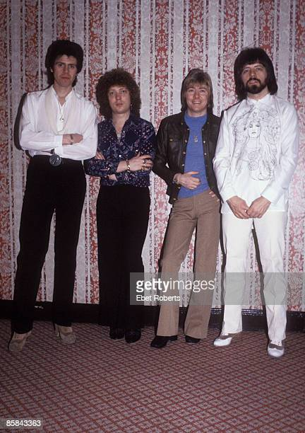 Photo of SWEET Mick Tucker Steve Priest Brian Connolly Andy Scott