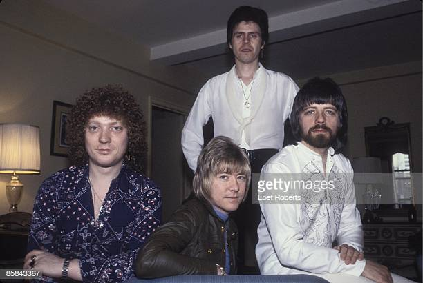 Photo of SWEET Steve Priest Brian Connolly Mick Tucker Andy Scott