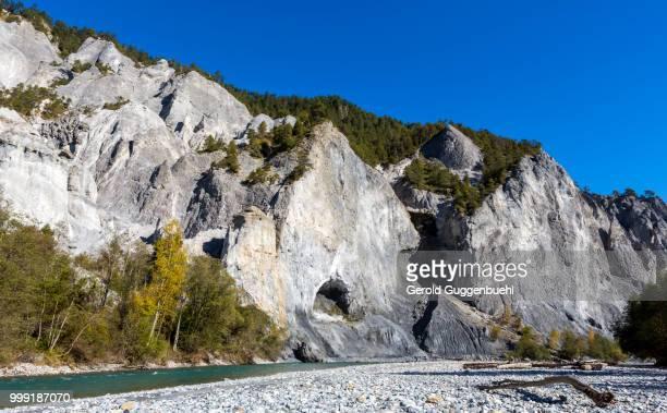 the swiss grand canyon - gerold guggenbuehl stock-fotos und bilder