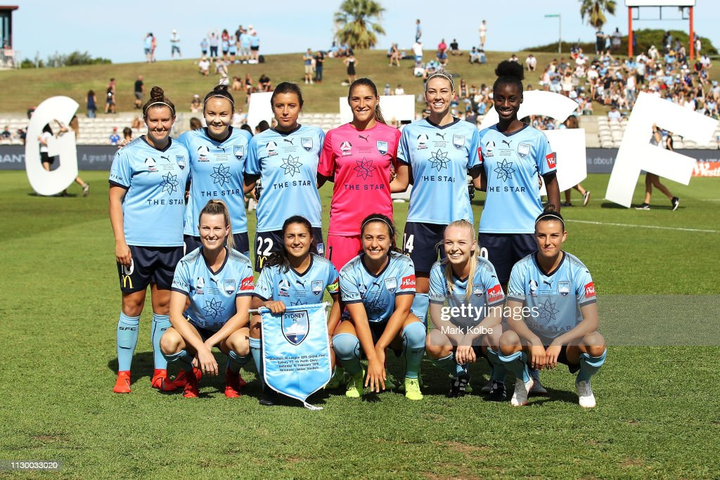 AUS: W-League Grand Final - Sydney v Perth