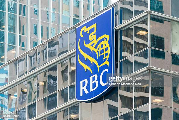 The symbol RBC on the glass facade of a building The Royal Bank of Canada is one of North America's leading diversified financial companies providing...