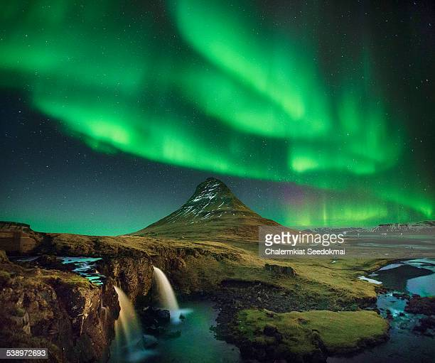 The Symphony of Light at Kirkjufell