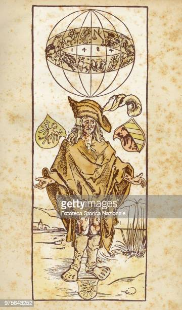 'The syphilitic' this picture describes the symptoms of venereal disease that relates to a particular conjunction Saturn / Jupiter in Scorpio...