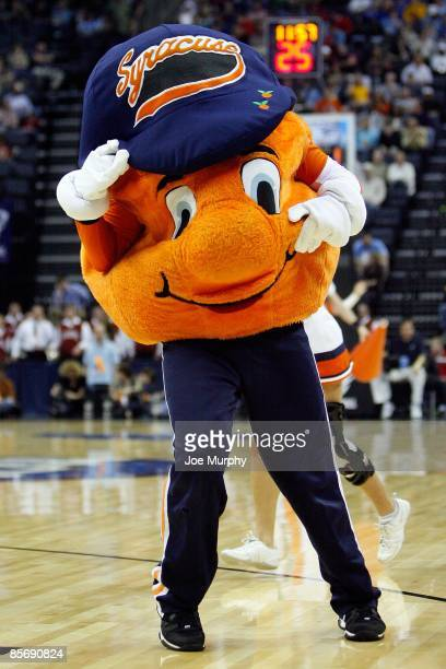 Syracuse Mascot Pictures And Photos