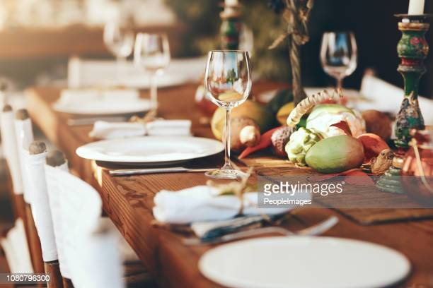 the table is set! - zoom background stock pictures, royalty-free photos & images