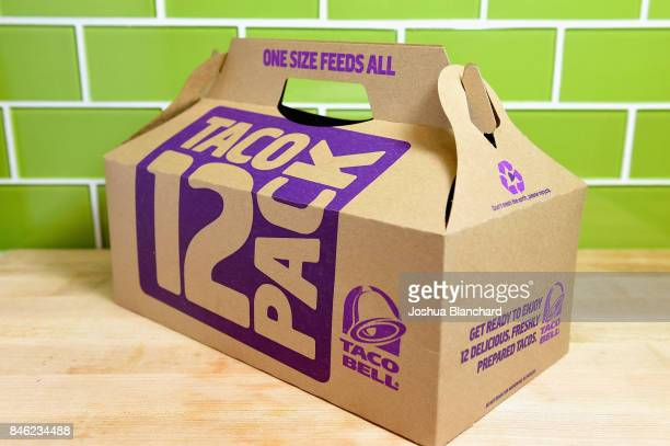 The Taco 12 Pack is a mainstay on Taco Bell menus