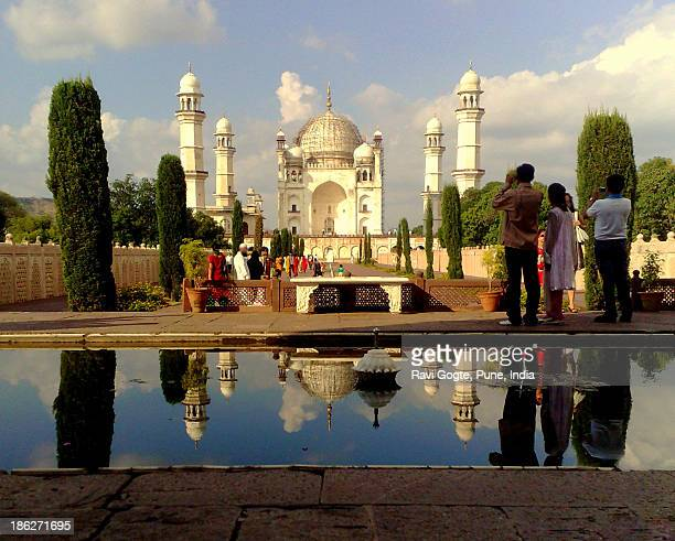 The Taj of Deccan-Bibi Ka Maqbara