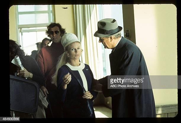 "The Takers"" - Airdate: December 2, 1972. HEIDI VAUGHN;KARL MALDEN"