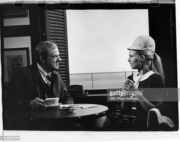 "The Takers"" - Airdate: December 2, 1972. KARL MALDEN;HEIDI VAUGHN"