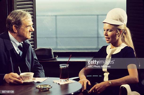 """The Takers"""" - Season One -12/2/72, The murders of a flight attendant and a nurse led Stone and Keller to suspect a jewelry salesman and his wife...."""